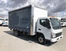 Camion classe 5 Boîte à rideaux