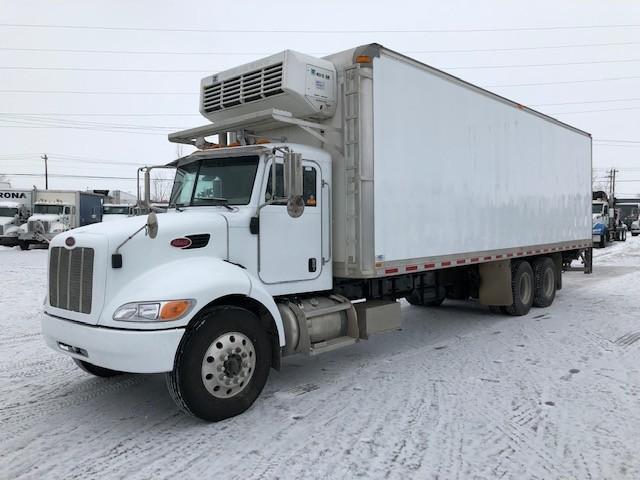 Camion porteur Réfrigéré (reefer)